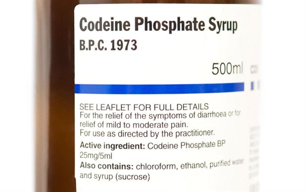 The risk of respiratory depression outweighs the benefits of using codeine for moderate pain in children under 12 years as there are safer alternatives | SCIENCE PHOTO LIBRARY