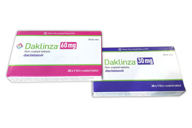 Combination oral therapy with Daklinza (daclatasvir) and sofosbuvir (with or without ribavirin) requires a shorter course of treatment than ribavirin- and interferon-based regimens