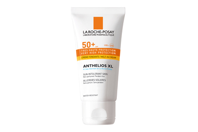 The high-protection water-resistant cream is available in a 50ml pack.