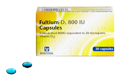 Fultium-D3 800iu and 3200iu capsules were previously only licensed for the treatment and prevention of vitamin D deficiency in adults and the elderly.