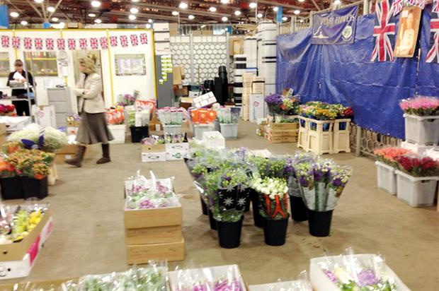 New Covent Garden: higher demand for British flowers