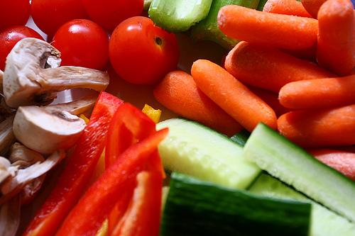 vegetables - image: Martin Cathrae