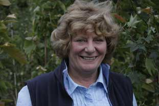Angie Coombs, general manager of the Duchy of Cornwall Nursery - photo: Duchy of Cornwall Nursery