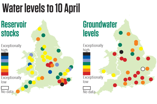 Environment Agency © Map In Minutes ™ 2005