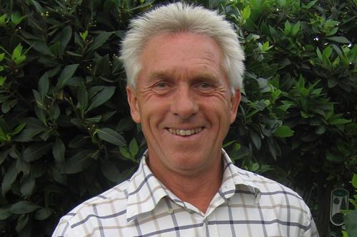 Lifetime achievement award-winner, Ron Bent - image: HW