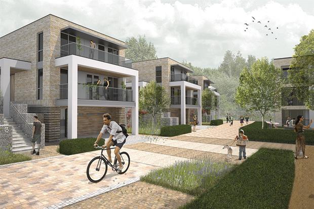 RNIB Redhill - image: Gardner Stewart Architects
