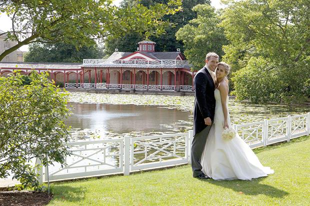 Woburn Abbey: weddings are hosted at the Sculpture Gallery where this year's HW Custodian Awards will be held - image: © Woburn Marketing
